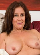 Carol Foxwell Strips Naked After Long Day Of Work