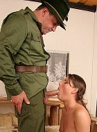 Agata amateur pigtails girl dominated in fairytale