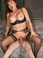 Hot wife Whitney Wonders seducing a younger guy