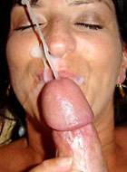 Hot crazy wives smoking cocks and getting cumshots