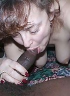 Real Amateur Mature Whites Loving Big Black Cocks